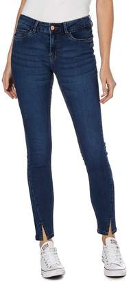 Noisy May Dark Blue 'Lucy' Skinny Jeans