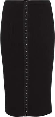 Intermix Danielle Knit Skirt
