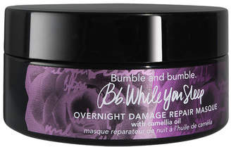 Bumble and Bumble While You Sleep Overnight Damage Repair Mask