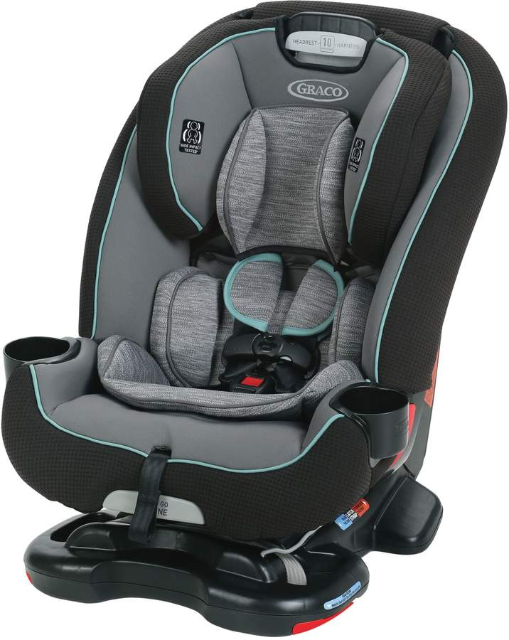 Graco Recline N' Ride 3-in-1 Car Seat featuring On the Go Recline in Lucas
