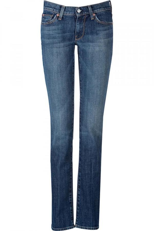 Seven for all Mankind Pacific Wash Classic Straight Leg Jeans