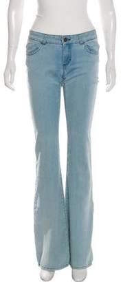 Designers Remix Charlotte Eskildsen Mid-Rise Wide-Leg Jeans