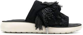 Marc Jacobs Emerson pom pom sports sandals
