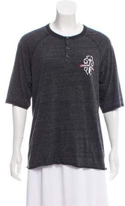 Chrome Hearts Printed Short Sleeve Shirt