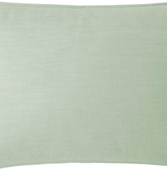 Cambric Seafoam Pillow Sham Standard/Queen Bedding