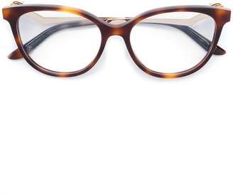 Cartier cat eye optical glasses