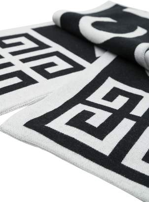Givenchy 4g Knit Scarf