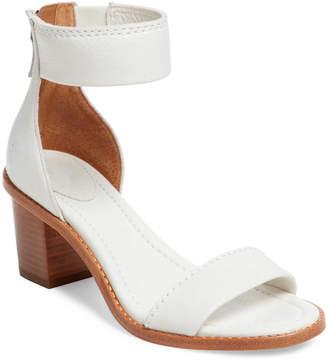 Frye Women's Brielle Back Zip Sandal