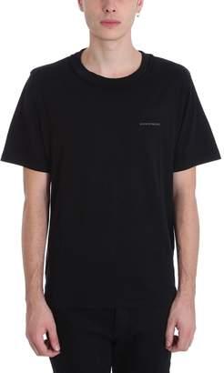 IRO Lauhan Black Cotton T-shirt