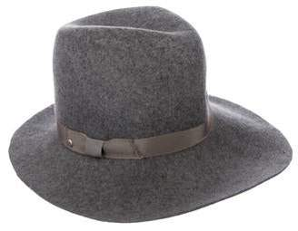 Lafayette House of Felt Fedora Hat