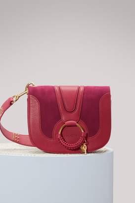 See by Chloe Hana Skylight leather shoulder bag