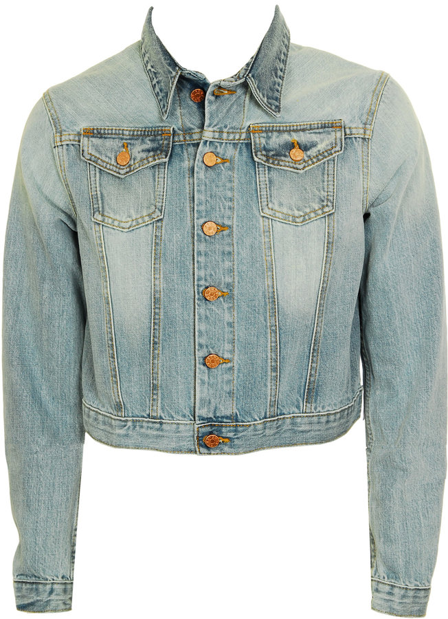 Acne 'Spinal' denim jacket