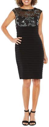 Scarlett Sleeveless Sheath Dress