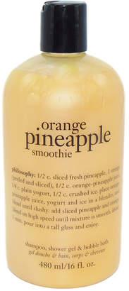 Philosophy philosophy 3 in 1 Shampoo, Shower Gel & Bubble Bath Orange Pineapple Smoothie