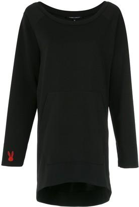 Gloria Coelho long sweatshirt