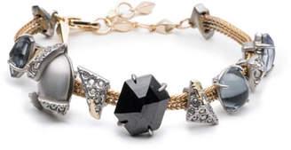 Alexis Bittar Multi-Crystal Soft Bracelet