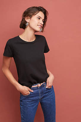 Stateside Ruched-Back Tee