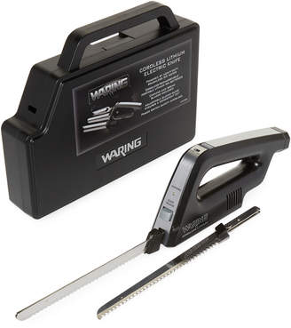 Waring Pro The Cordless Lithium Electric Knife
