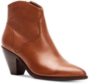 Frye Women's Lila Western Booties Women's Shoes
