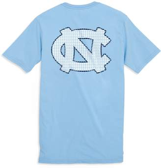 Southern Tide Skipjack Fill T-Shirt - University of North Carolina at Chapel Hill