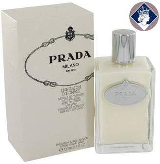 Prada Infusion D'homme Cologne by for Men. After Shave Balm 3.4 Oz / 100 Ml.