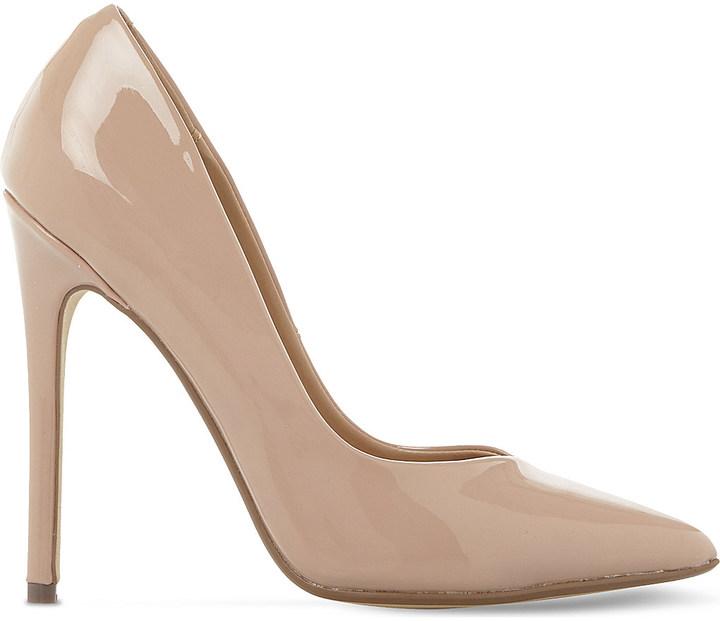 Nude Patent Heels - ShopStyle Australia