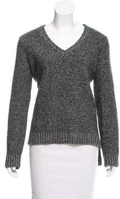 Rag & Bone V-Neck Wool Sweater