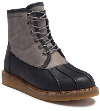 Australia Luxe Collective Lancelot Genuine Shearling Lined Duck Toe Boot