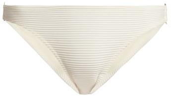 Cote D'azur Bikini Briefs - Womens - Cream