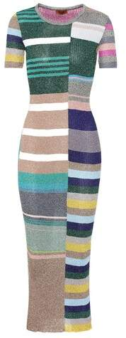 Missoni Knitted brocade dress
