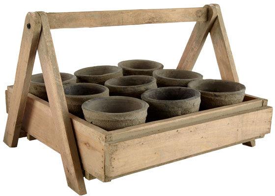 Portable Pots