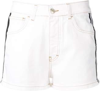 GCDS stripe detail shorts
