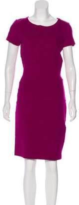 Diane von Furstenberg Short Sleeve Knee-Length Dress w/ Tags