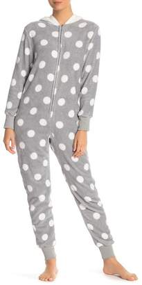 Hello Kitty Hooded Union Pajama Suit
