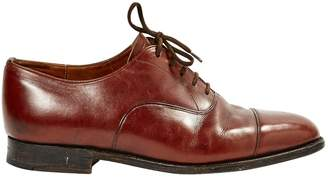 Church's Leather lace ups