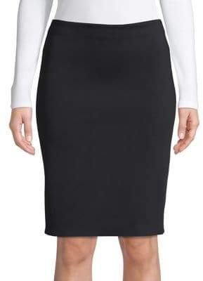 Theory Stretch Pencil Skirt