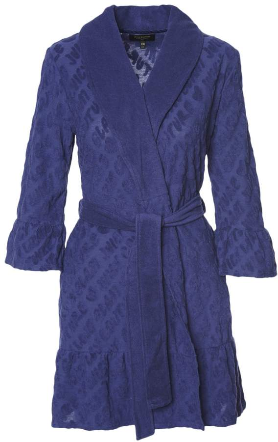 Juicy Couture Ruffle Robe