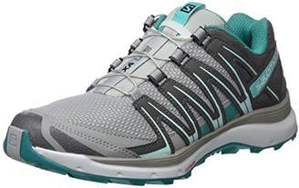 Salomon Women's XA Lite Trail Running Shoes, Synthetic/Textile, Grey (), Size: 44
