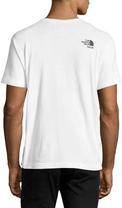 Sacai The North Face Short-Sleeve T-Shirt