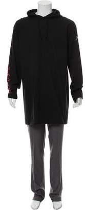 Vetements Total Darkness Hooded Sweatshirt