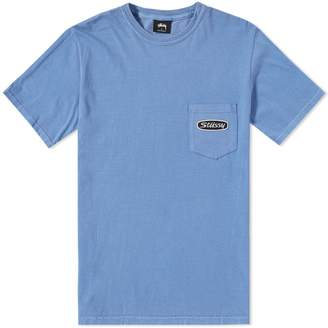 Stussy Trucker Pigment Dyed Pocket Tee