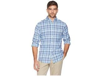 Vineyard Vines Mill Hill Flannel Classic Crosby Shirt