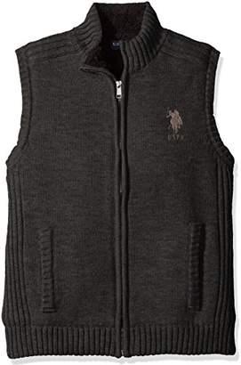 U.S. Polo Assn. Men's Lined Full Zip Vest
