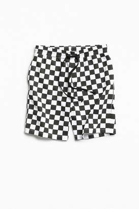 Urban Outfitters Checkered Knit Short