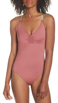 Patagonia Kupala Reverse One-Piece Swimsuit