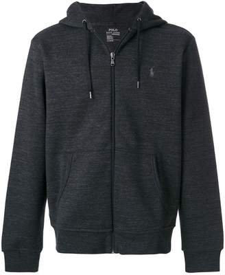 Polo Ralph Lauren zipped hooded sweater