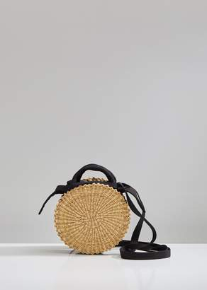 Muun Rosa Straw Bag