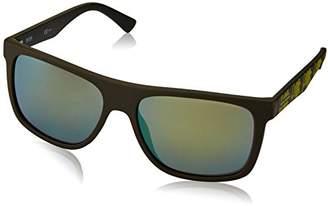 ceb49b9a8fe8 BOSS Orange Unisex-Adult's 0253/S Qu Sunglasses