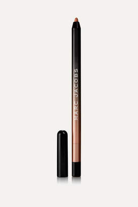 Marc Jacobs Beauty - Highliner Glam Glitter Gel Eye Crayon – Glitz Blitz 31 - Bronze
