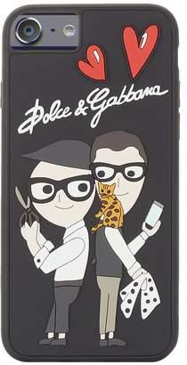 Dolce & Gabbana #DGFamily iPhone 7/8 Case